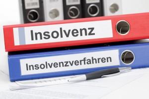 Artikelgebend ist ein Insolvenzverfahren für Unternehmen.