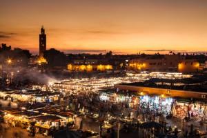 Inhalt des Artikels ist Marokko als Surferparadies.