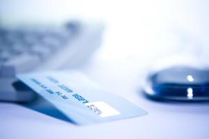 Kredit Karte und Rechner