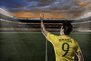 Der Ball rollt! Brasilien startet  in die Fußball-WM 2014