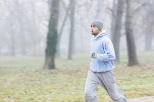 Artikelgebend sind Pflegetipps für Outdoorsportler im Winter.