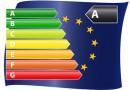 EU Energie Verbrauchskennzeichnung mit EU