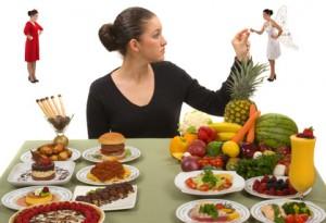 Die Gefahr bei ungesunder Ernährung