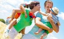 Familie und Kinder: So stellen sich junge Menschen ihre Zukunft vor