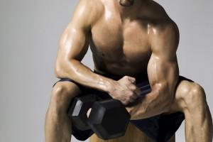 Muskelaufbau – So geht's gesund