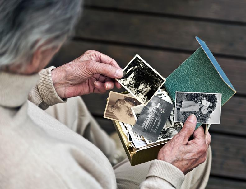 Sich selbst nicht vergessen - Demenz